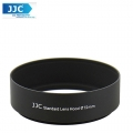 JJC LN-72s 72mm Metal Lens Hood Shade for Camera Lens (Universal Filter )